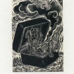 早川純子「ごろり玉手箱」の画像