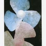 坂口啓子 ガラスと版画展の画像
