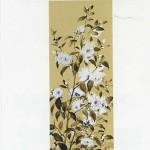 三枝美津子 日本画展の画像