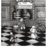小浦 昇 点描銅版画展 —片隅の幸福—の画像