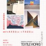 多摩美術大学美術館コレクション展 TEXTILE WORKSの画像