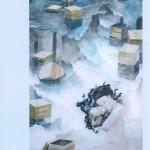 杉岡みなみ展『虹の洞窟 Iris Cave』の画像