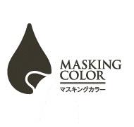 マスキングカラーロゴ