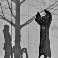 Gigantism and Microtism; The case of Adjustable Wrench