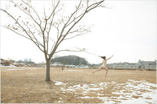 A&D 冬 I. / 2012 / インクジェットプリント / 110.0×185.0cm