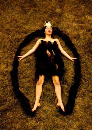 大地の女神  / 2010 / インクジェットプリント / 73.0x110.0cm