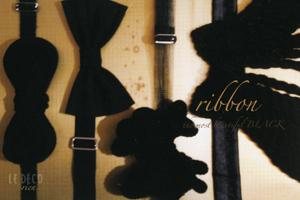 ribbon  -the most beautiful BLACK