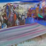油画学部3年の水上愛美さん、大学院修士2年の渡部未乃さんがトーキョーワンダーウォール賞と審査員賞を受賞の画像