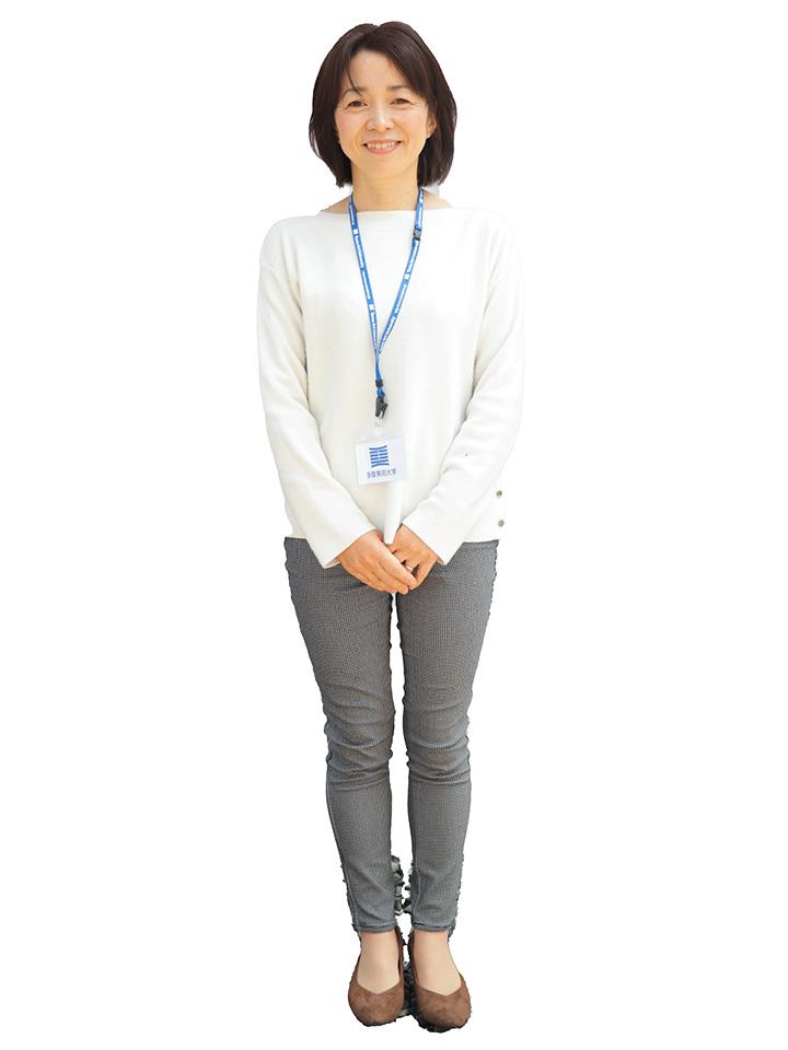 事務<br>上田 正美子