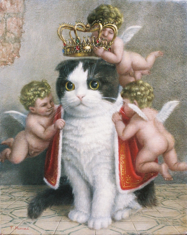 飼い猫の幻視