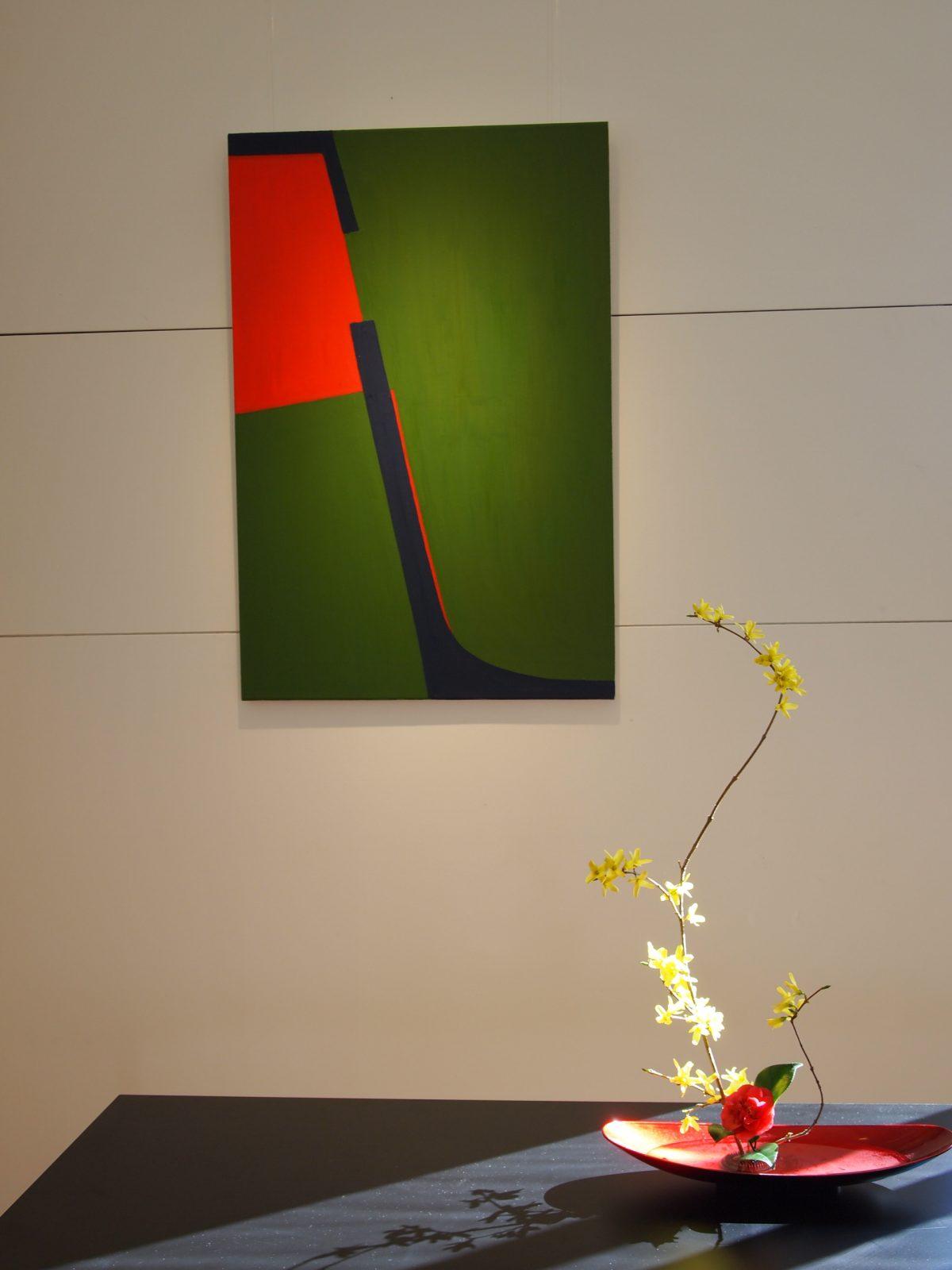 個展「Mellow」イエナ市立ギャラリー ドイツ 2011