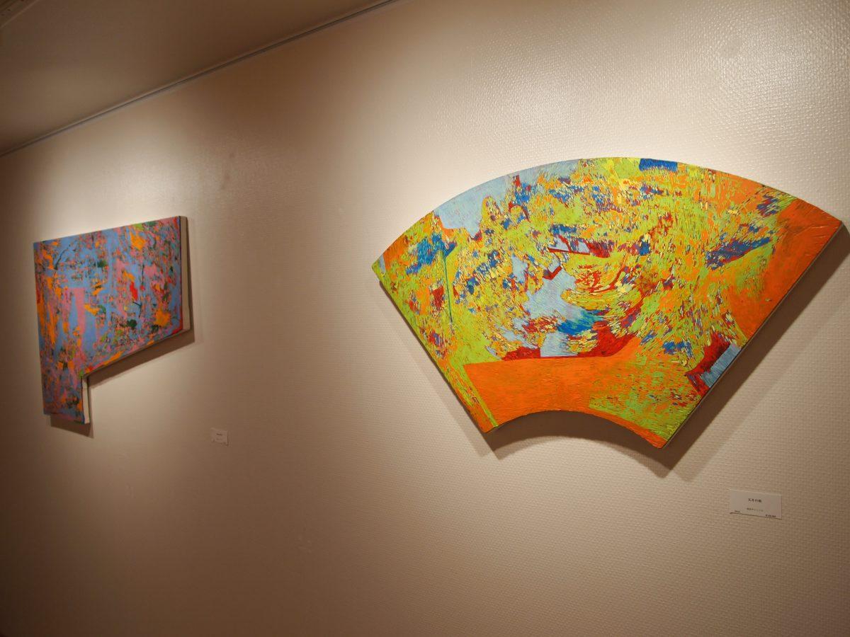 個展「everglow」 Hideharu Fukasaku Gallery Roppongi 2016