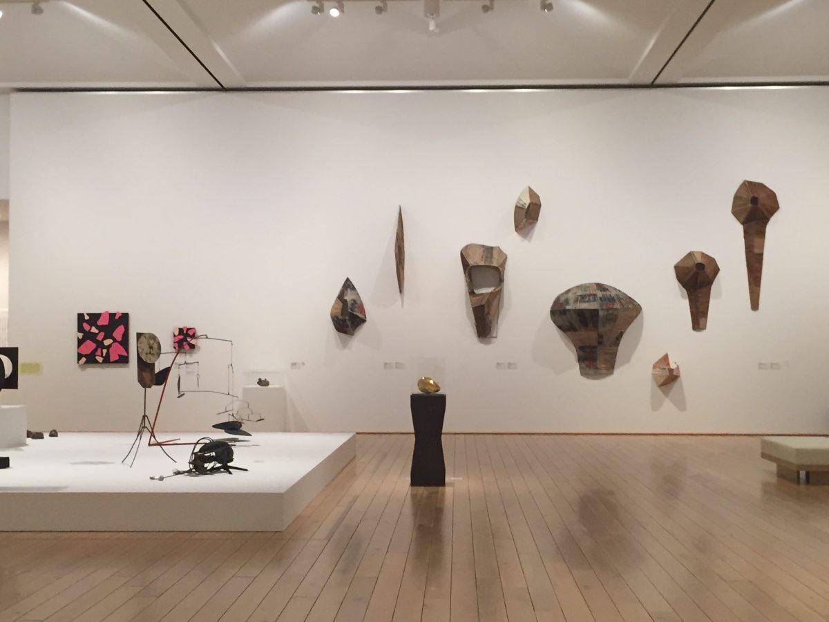 展覧会「美術は語られる 中原佑介の眼」 2016