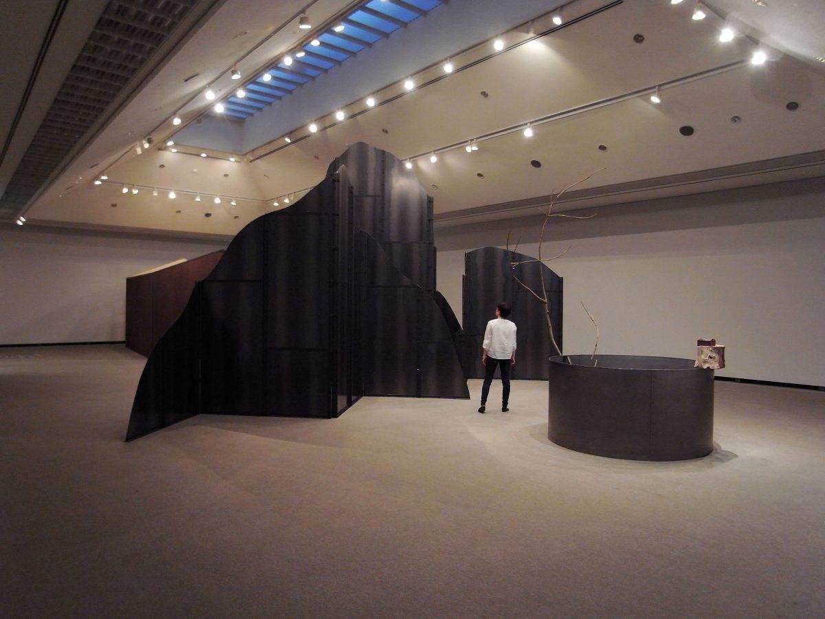 Atlas(インスタレーション)、香美市美術館、2011