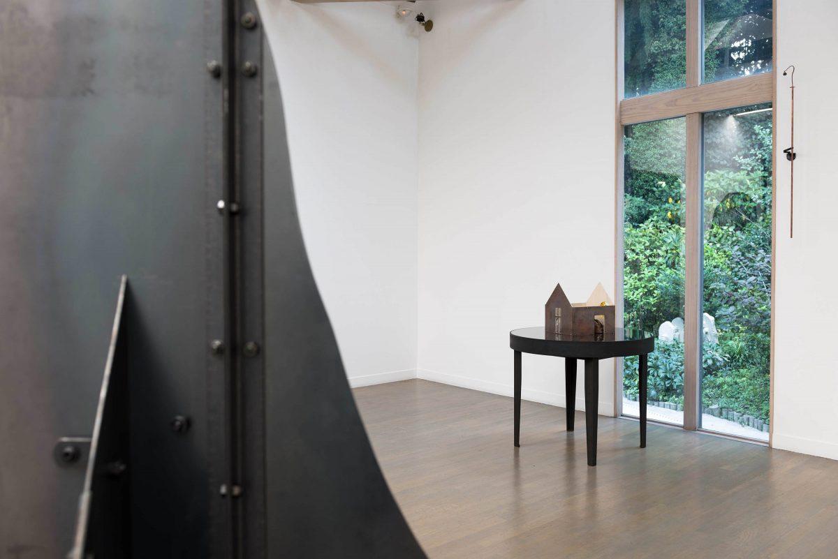 POLARIS(インスタレーション)、カスヤの森現代美術館、2016
