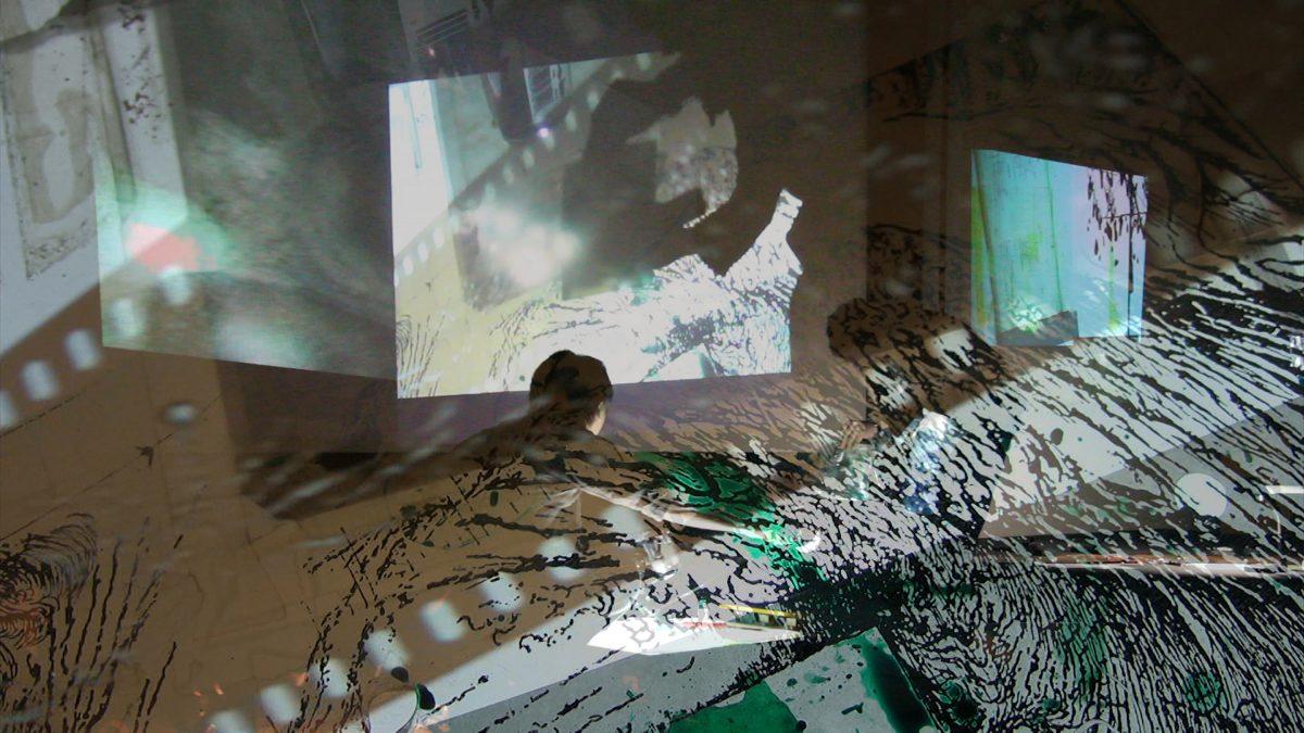 映像:『Ciné- オペラシォン』 HDビデオ 22'00'' 2012年