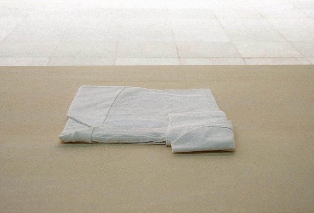 Tシャツのたたみ方/ Tシャツ / 1×27×26 / 2000