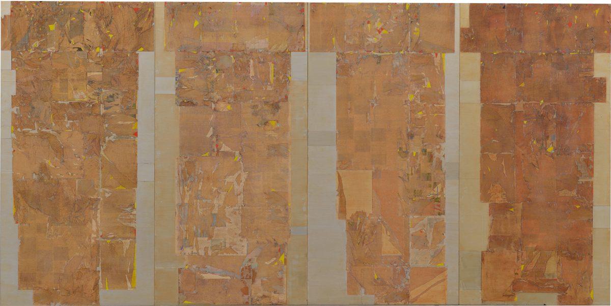 零形18-10 ミクストメディア 182x364cm